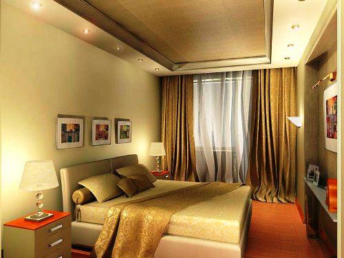 Как сделать дизайн спальни