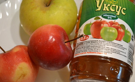 Как использовать яблочный уксус необычным способом