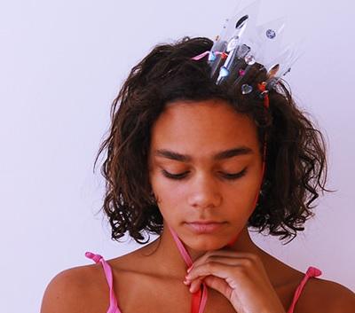 Как сделать украшения для волос