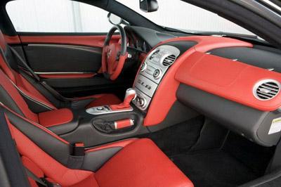 Как разнообразить дизайн салона автомобиля