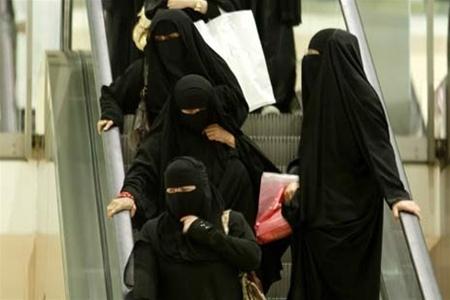 Как продают белье в Саудовской Аравии