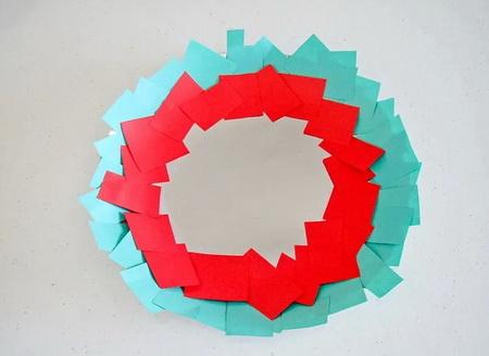 Как сделать детские поделки на Новый год из одноразовых тарелок?