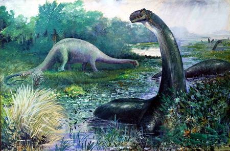 нам тоже иногда приходилось притворяться, что мы бронтозавры – когда, содрогаясь, общипывали очередную не слишком аппетитную зеленую «ножку»