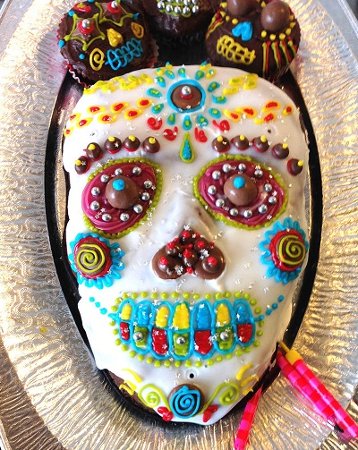 Как сделать декоративное угощение в виде чудовищ на Хэллоуин
