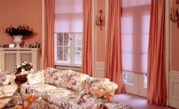 Как правильно выбрать цвет штор в гостиную
