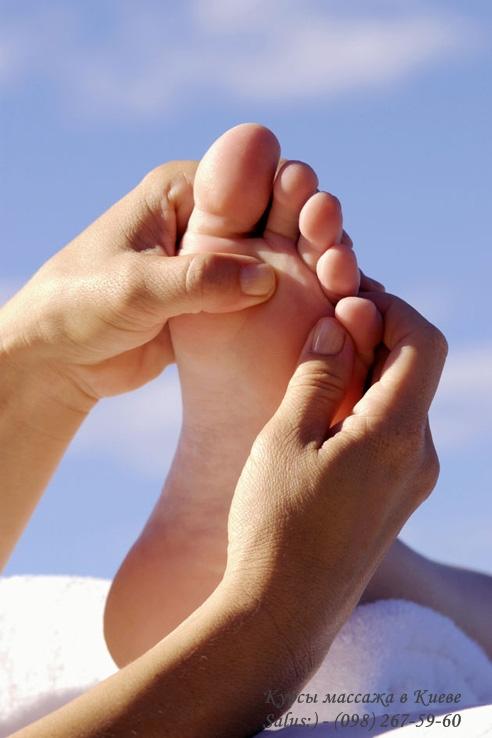 Как избавиться от недомоганий при помощи точечного массажа?
