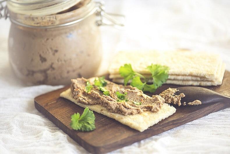 Как приготовить паштет из грецких орехов