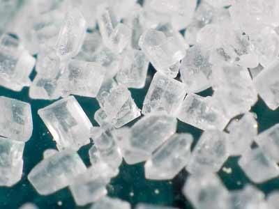 Как вырастить кристалл дома