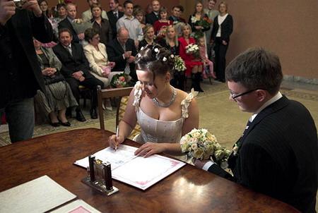 Как снимать на свадьбе