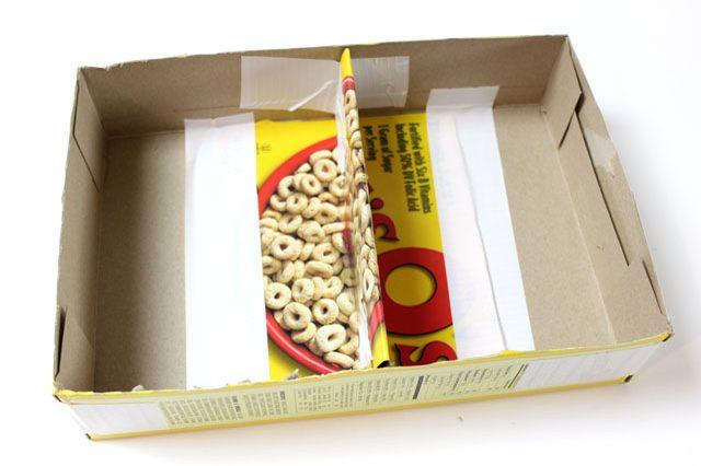Как быстро сделать органайзер для выдвижного ящика?