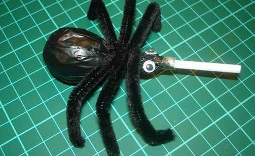 Как украсить чупа - чупсы на Хэллоуин: 6 простых идей.