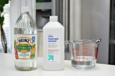 Как сделать очиститель для стекла в домашних условиях?