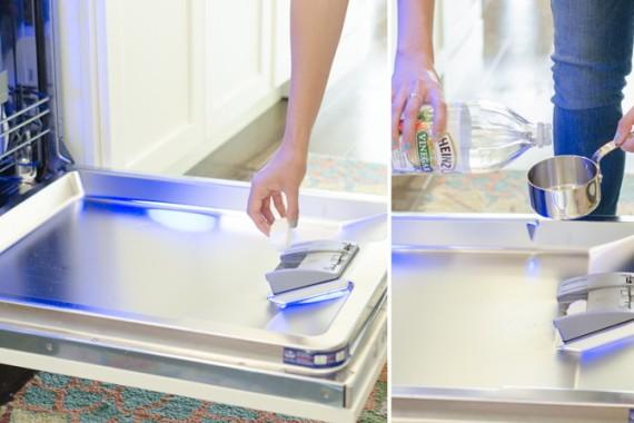 Как самостоятельно сделать средство для посудомоечной машины