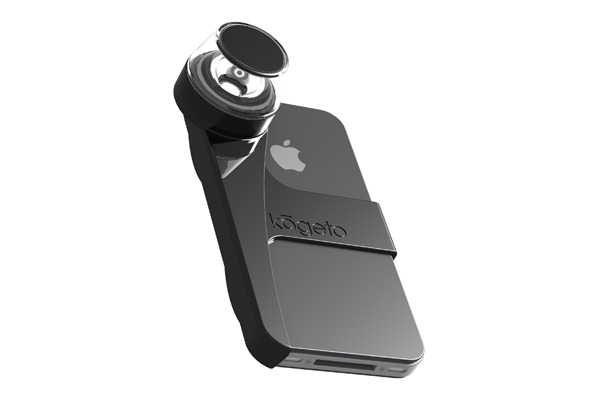 Kogeto Dot - съемка в 360 градусов для iPhone