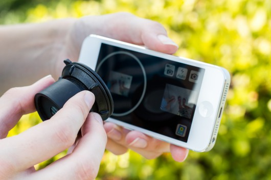 Видоискатель для дневного освещения для iPhone - Daylight Viewfinder