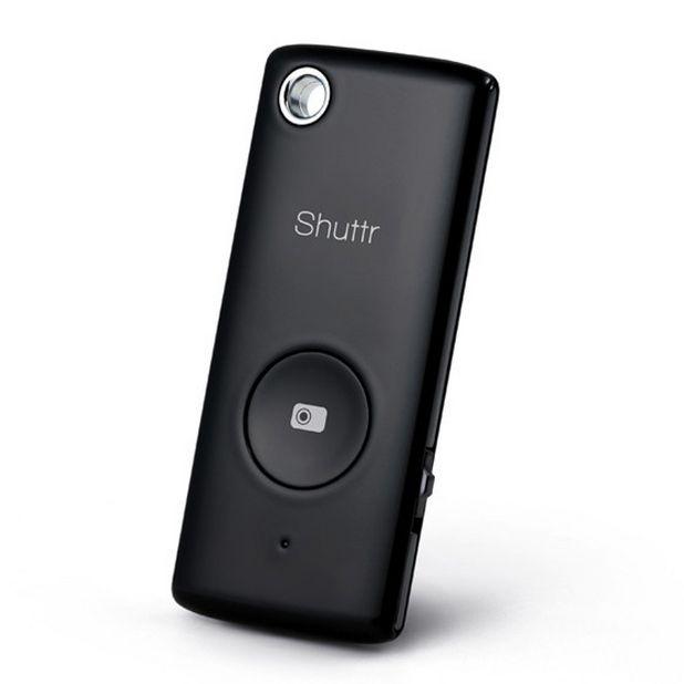«Затвор» Shuttr от Muku Labs - беспроводной пульт дистанционного управления для камеры iPhone