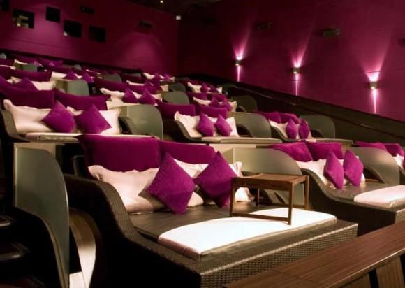 Кинотеатр мегаплекса «Блиц» (Blitz Megaplex), Джакарта, Индонезия