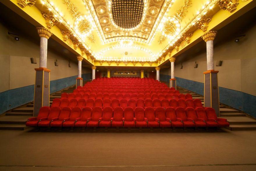 Кинотеатр Пушкина (Puskin Art Cinema), Будапешт, Венгрия