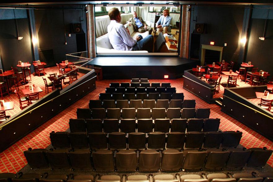 Театр-кинотеатр «Бижу» (The Bijou Theater), Бриджпорт, Коннектикут, США