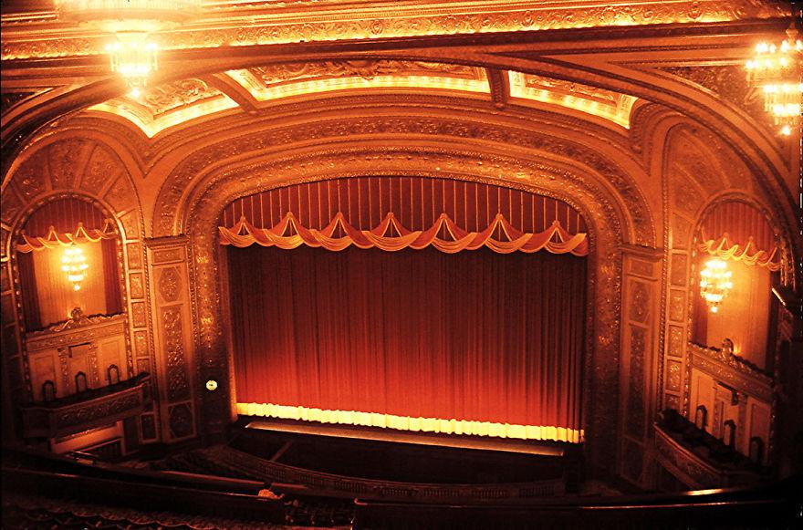 Кинотеатр «Риджент» (Regent Cinema), Брисбен, Австралия