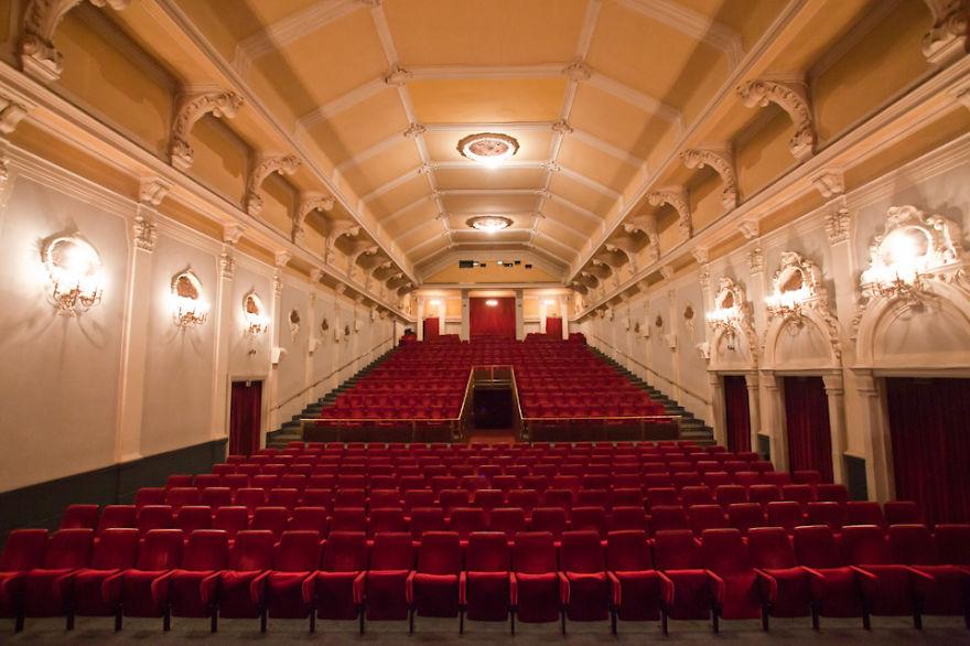 Кинотеатр «Европа», Загреб, Хорватия