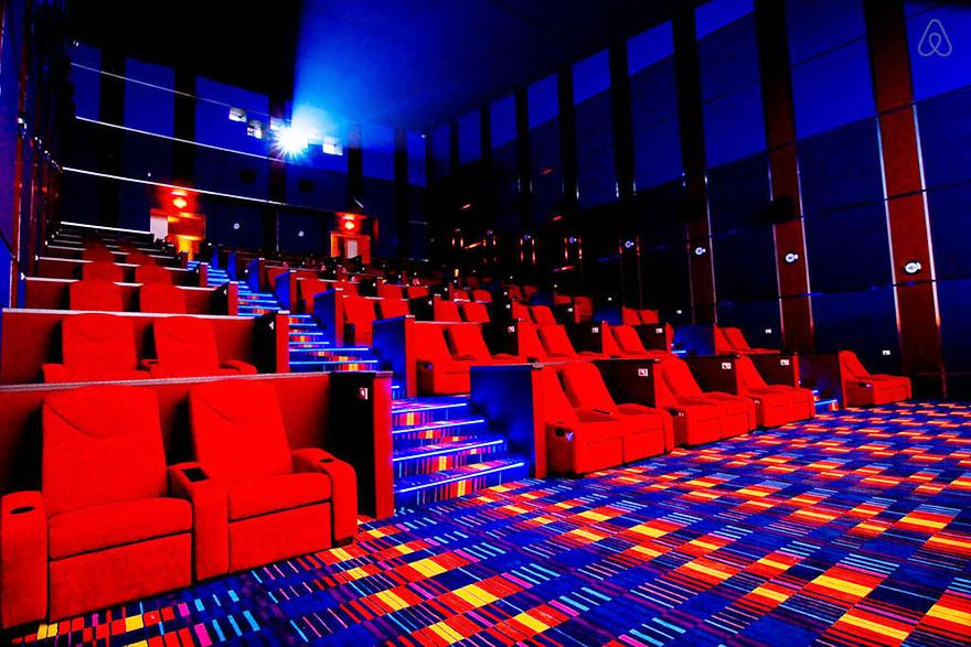 Ньюпортский кинотеатр «Ультра» (Newport Ultra Cinema), США