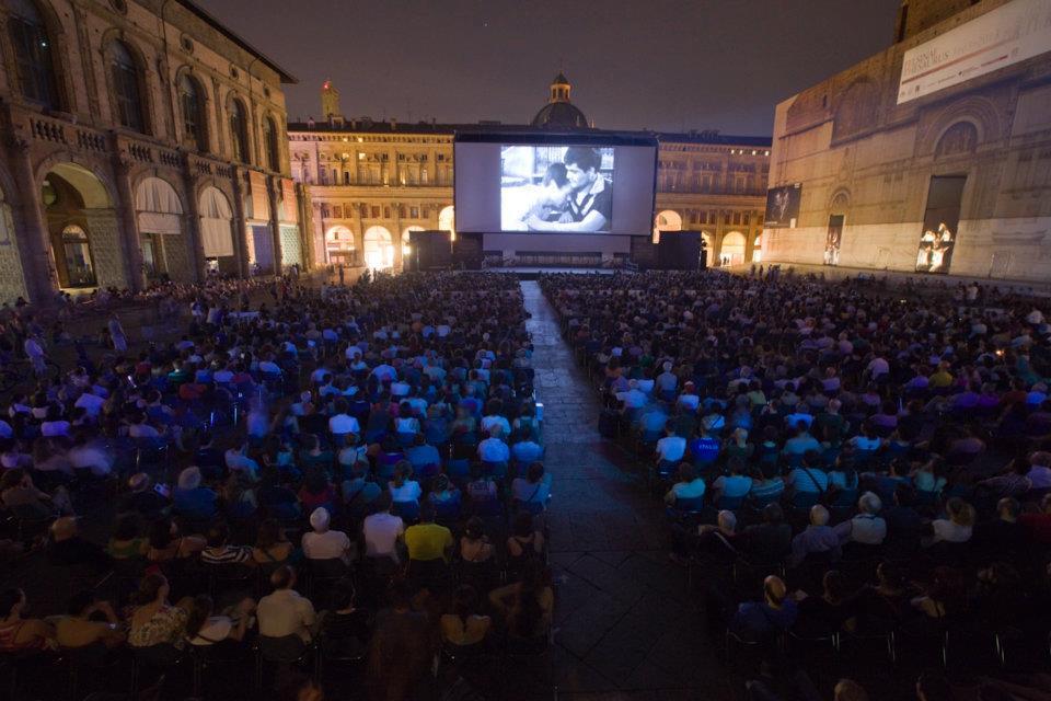 «Sotto Le Stelle Del Cinema», Болонья, Италия