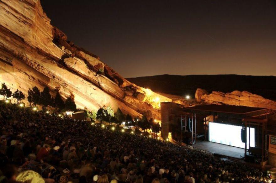 «Кино на камнях», Денвер, США.