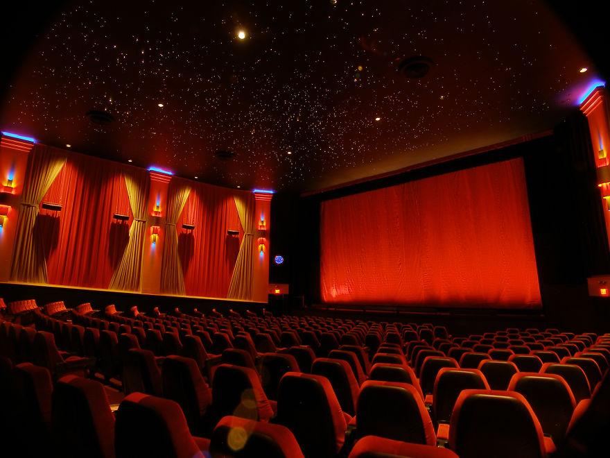 «Театр штата», Traverse City, Мичиган.