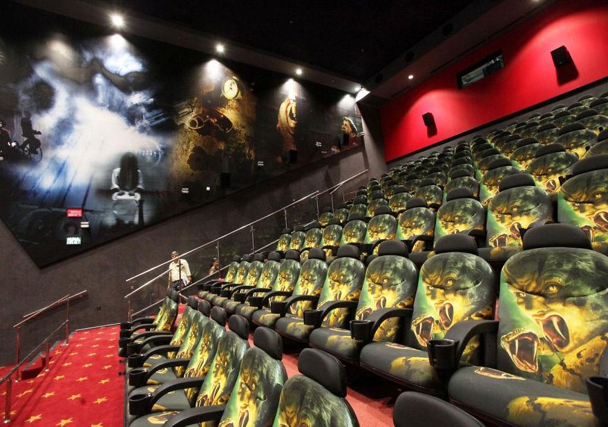 «Городской кинотеатр» (The City Cinema), Ришон-Ле-Цион, Израиль