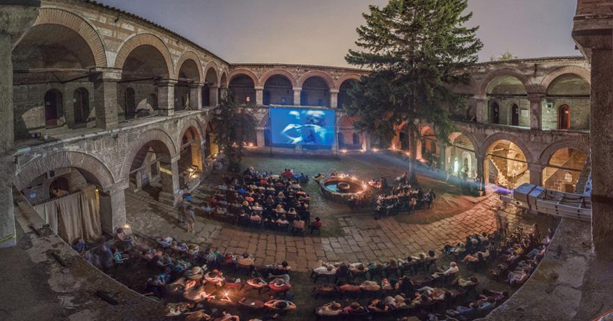 «Kurshumli An In Skopje», фестиваль документальных фильмов, Македония.