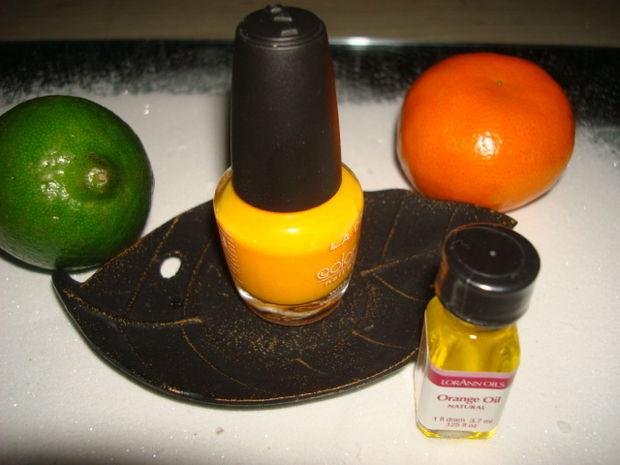 вместо свежих фруктов возьмите пищевой ароматизатор!