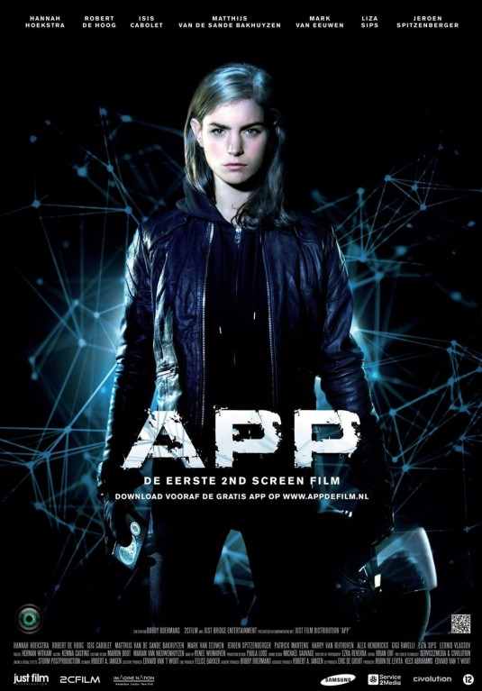 фильмы осени 2013: «Андроид» (App), плакат