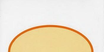 Вырезаем овал, примеряем – подходящий ли получается из него лепесток или нет