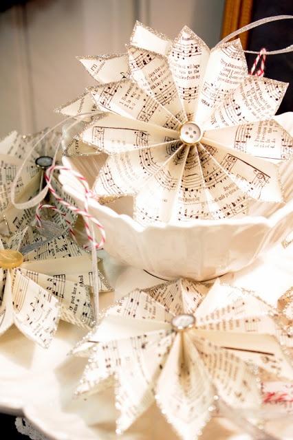 Как сделать «апгрейд» обычных бумажных снежинок на Новый год – ч. 1
