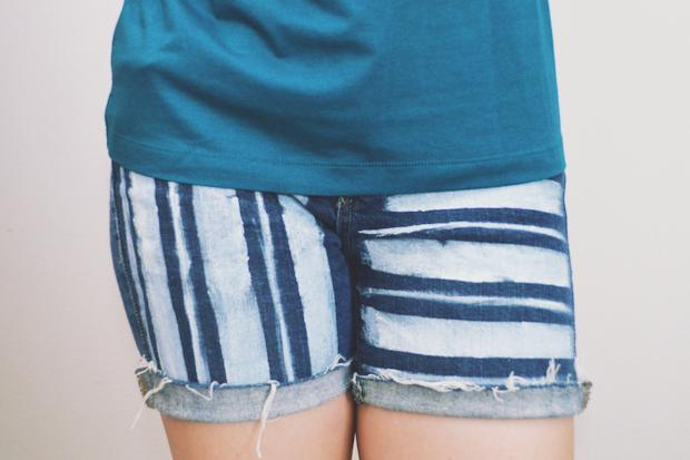 Как апгрейдить слишком простые отрезные шорты