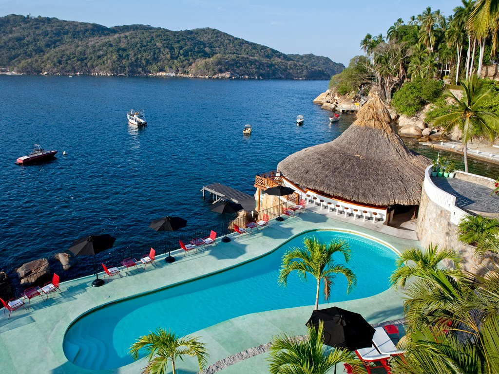 Акапулько, Мексика (Acapulco, Mexico)