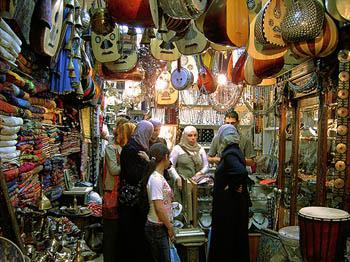 На арабском рынке