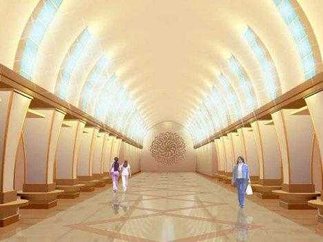 """""""Абая"""" - станция метро по планам Назарбаева"""