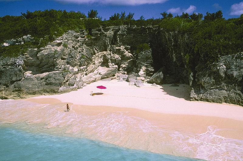 Как побывать на самых необычных пляжах мира. Часть 1.