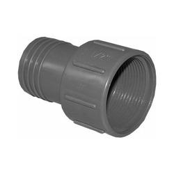 пластиковый «женский» адаптер для труб