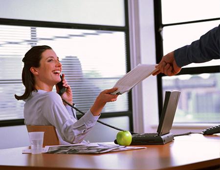 Женщины проявляют тенденцию к доминированию и в направлении услуг по подбору персонала