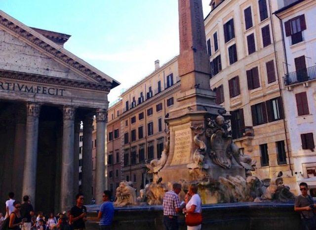 Как устроить себе отличную бюджетную поездку в Рим: путешествуем без затрат