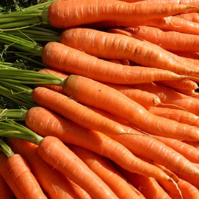 Морковка не просто улучшает зрение, но улучшает способность видеть в темноте