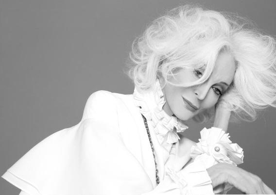 Как выглядит новый мировой тренд в окрашивании: «бабушкины» или седые волосы