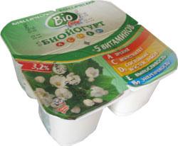 Биойогурт Biomax Classic 5 витаминов. Вариант закваски для домашнего йогрута