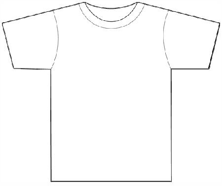 Подберите футболку, которая сидит на вас свободно