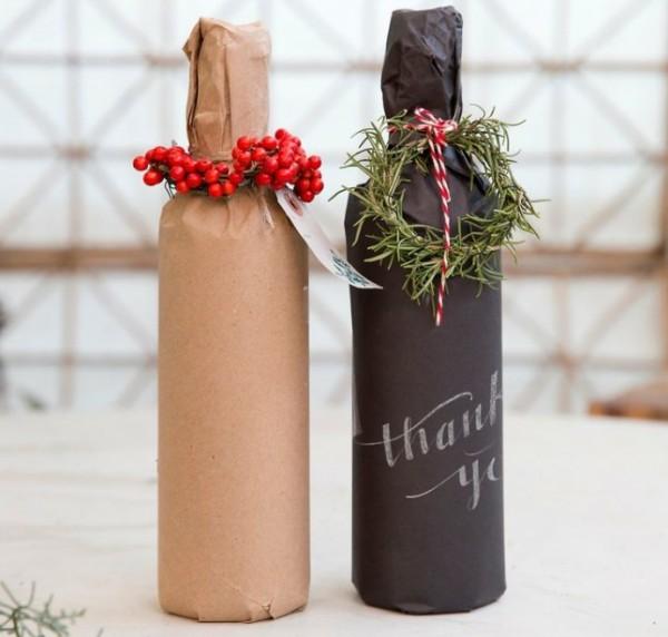 Как красиво упаковать подарок, используя обычную крафт-бумагу (часть 1)