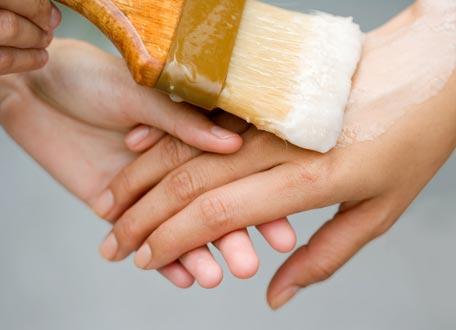 Как ухаживать за руками?