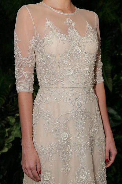 свадебная мода 2014: винтажные платья